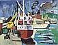 Francois Desnoyer (French, 1894-1972), Francois Desnoyer, Click for value