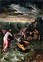 Christ calming the storm on the Sea of Galilee, Girolamo Muziano, Click for value