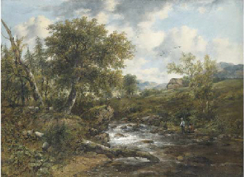 Frederick Waters Watts (1800-1862)