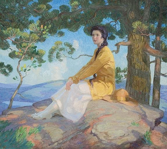 Norwood Hodge MacGilvary (1874-1950)