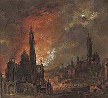 Attributed to Daniel van Heil (Brussels 1604-1662)
