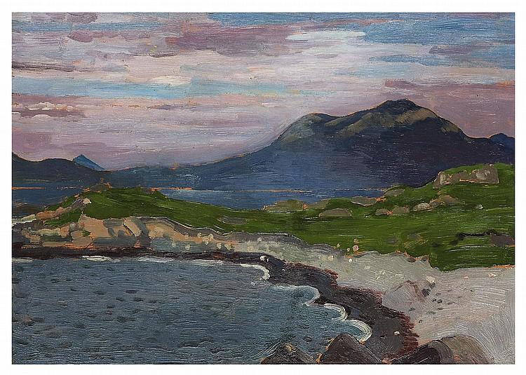 Augustus John, O.M., R.A. (1878-1961)