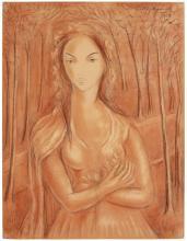 Victor Manuel (1897-1969) Mujer