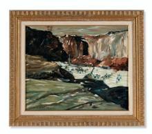 JOHN R. GRABACH (AMERICAN, 1886-1981),