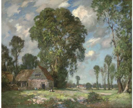 James Whitelaw Hamilton, R.S.A., R.S.W. (1860-1932)