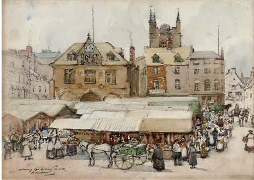 James Garden Laing, R.S.W. (1852-1915)