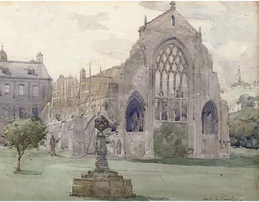 Andrew Archer Gamley, R.S.W. (1869-1949)