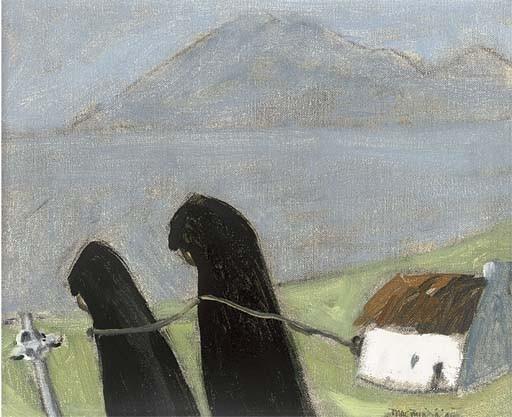 Padraig Macmiadhachain, R.W.A. (b. 1929)