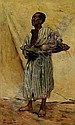Serviteur africain, David Dellepiane, Click for value