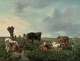 Anthony Jacobus Offermans (Rotterdam 1796-1872 The Hague)