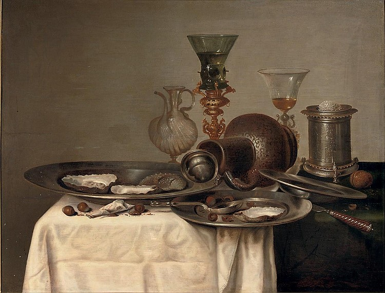 Attributed to Cornelis Mahu (Antwerp c. 1613-1689)