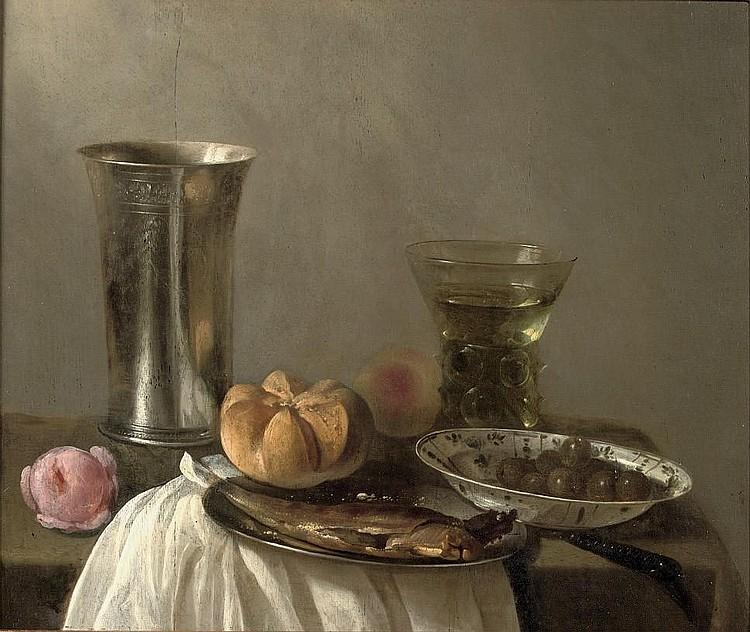 Cornelis Kruys (Haarlem c. 1619/20-1660 Schiedam)