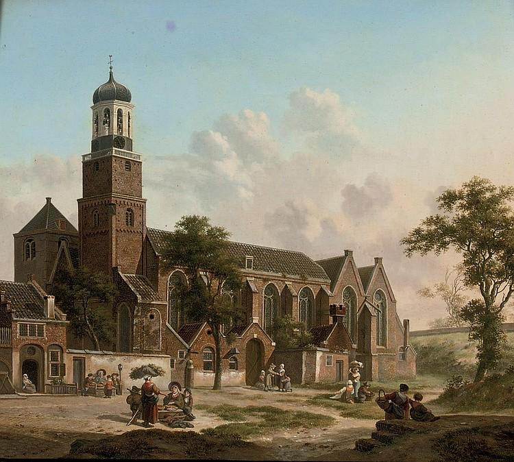 Jan Hendrick Verheijen (Utrecht 1778-1846)