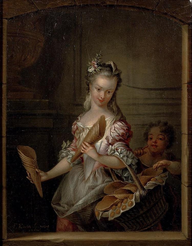 François Eisen (Brussels c.1695-after 1778 Paris)