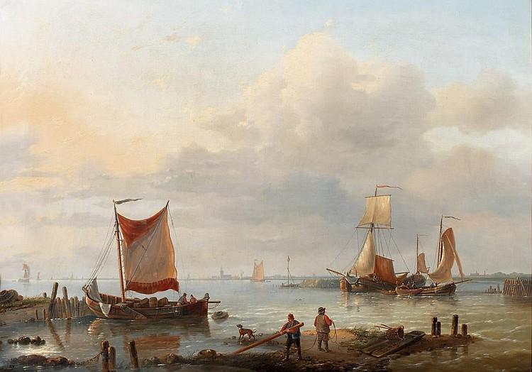 Charles Louis Verboeckhoven (Warneton 1802-1889 Brussels)