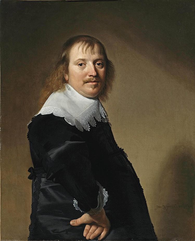 Johannes Cornelisz. Verspronck (Haarlem 1600/3-1662)