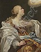Jan van den Hoecke (Antwerp 1611-1651)                                        , Jan van den Hoecke, Click for value
