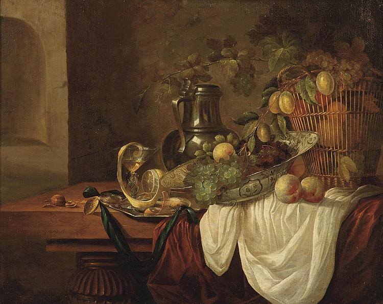 Isaac van Duynen (Dordrecht c.1630-1680 The Hague)