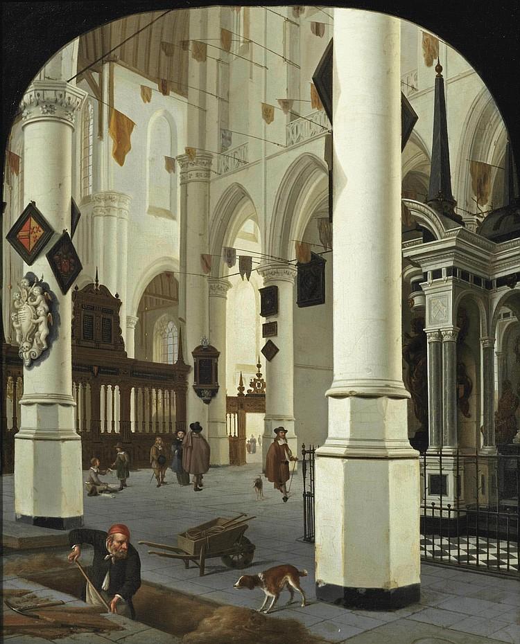 Hendrick Cornelisz. van Vliet (Delft 1611-1675)
