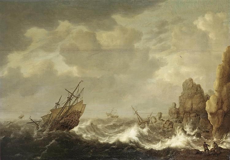 Hendrick Staets (Haarlem 1606-1659 Leiden)