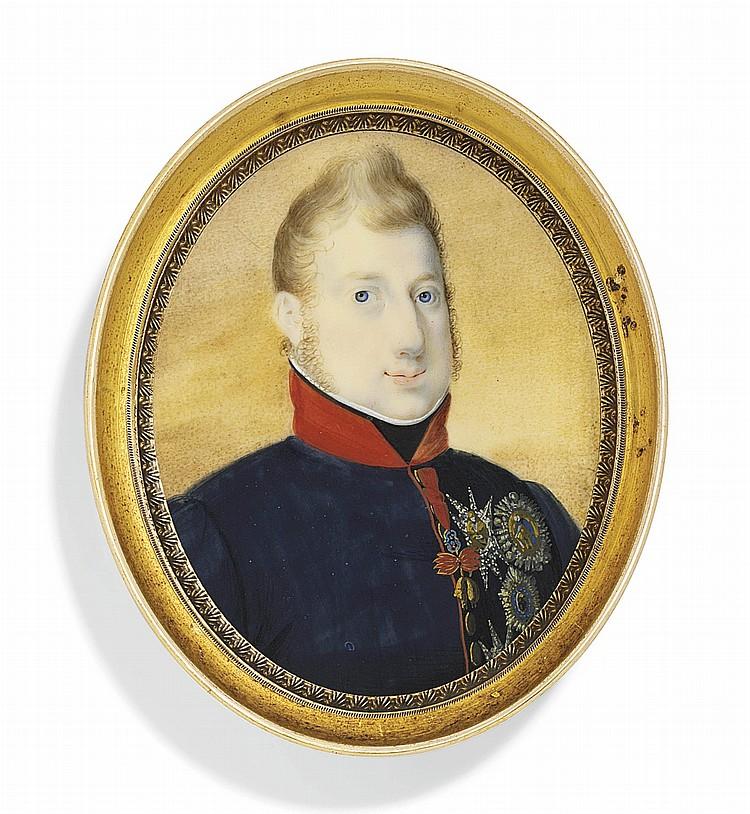 ADALBERT SUCHY (BOHEMIAN, 1783-1849)