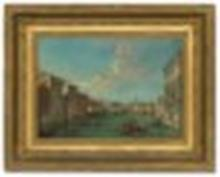 CIRCLE OF GIOVANNI ANTONIO CANAL, IL CANALETTO (VENICE 1697-1768) The Grand