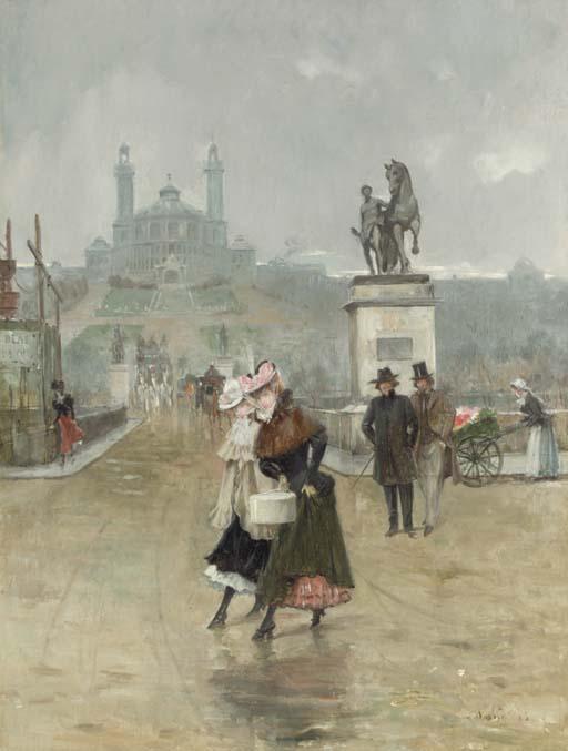Joaquín Pallarés y Allustante (Spanish, 1853-1935)
