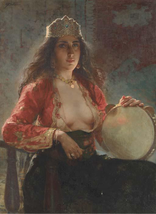 Francesco de Maria (Italian, 1845-1908)