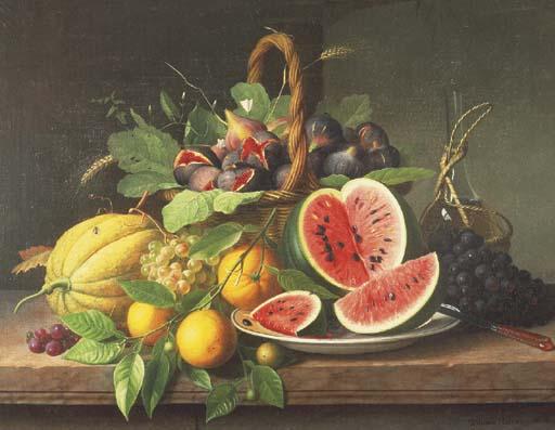 William Hammer (Danish, 1821-1889)