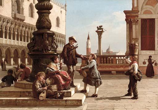 Antonio Ermolao Paoletti (Italian, 1834-1912)