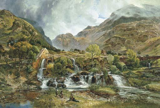 Charles Tattershall Dodd, Snr. (British, 1815-1878)