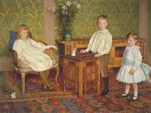 Thomas Cooper Gotch (British, 1854-1931)