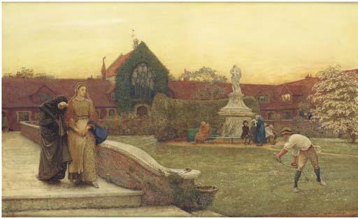 Frederick Walker, A.R.A., O.W.S. (1840-1875)