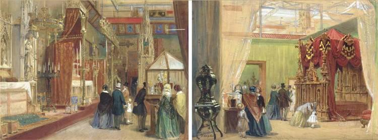 Louis Haghe (1806-1885)