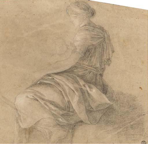 Attribué à Joseph-Benoît Suvée (1743-1807)