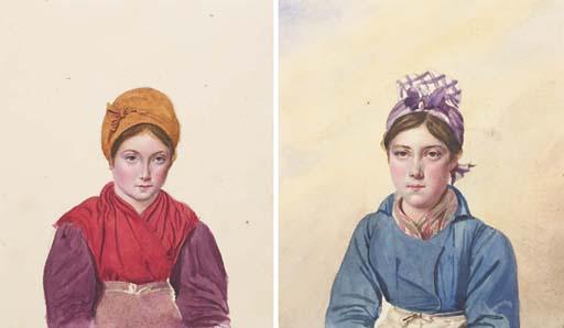 Attribué à Antoine-Alphonse Montfort (1802-1884)