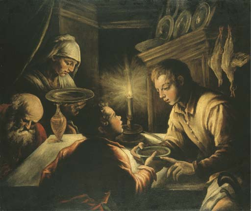 ATELIER DE GEROLAMO DA PONTE DIT GEROLAMO BASSANO (BASSANO 1566-1621 VENISE)