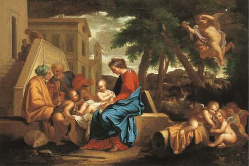 ENTOURAGE DE NICOLAS LOIR (PARIS 1624-1679)