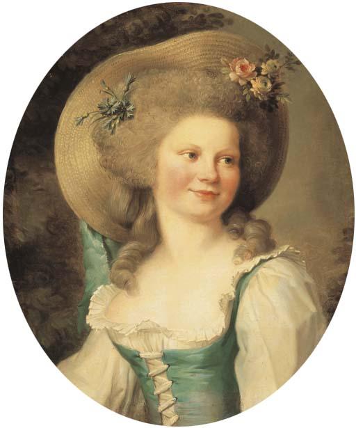 ADELAIDE LABILLE-GUIARD (PARIS 1749-1803)