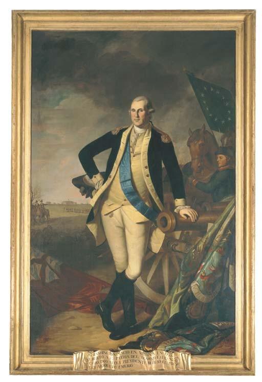CHARLES WILLSON PEALE (American, 1741-1827)