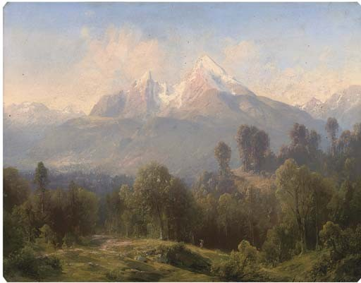 Julius Lange (German, 1817-1878)