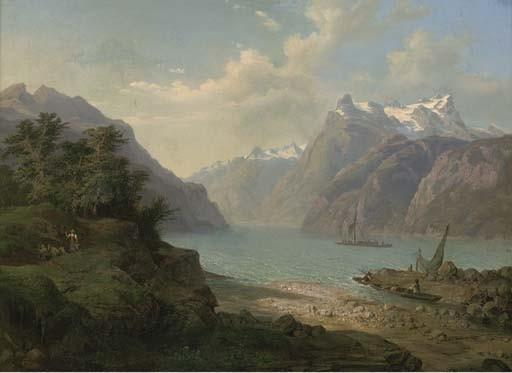 Jean Francois Xavier Roffiaen (Belgian, 1820-1898)