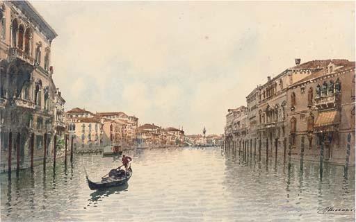 Andrea Biondetti (Italian, 19th/20th Century)
