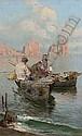 Giuseppe Giardiello (Italian, 19th/20th Century), Giuseppe Giardiello, Click for value