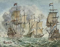 Attributed to Martinus Schouman (Dordrecht 1770-1848 Breda)