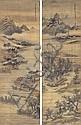 YANG JIN (1644-1728) , Jin Yang, Click for value