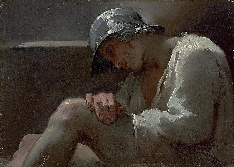 Ubaldo Gandolfi (San Matteo della Decima, near Bologna 1728-1781 Ravenna)