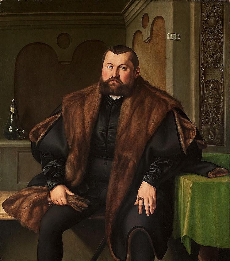 Georg Pencz (? circa  1500-1550 Leipzig or Wroclaw)
