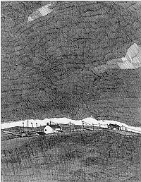 John Virtue (b. 1947)