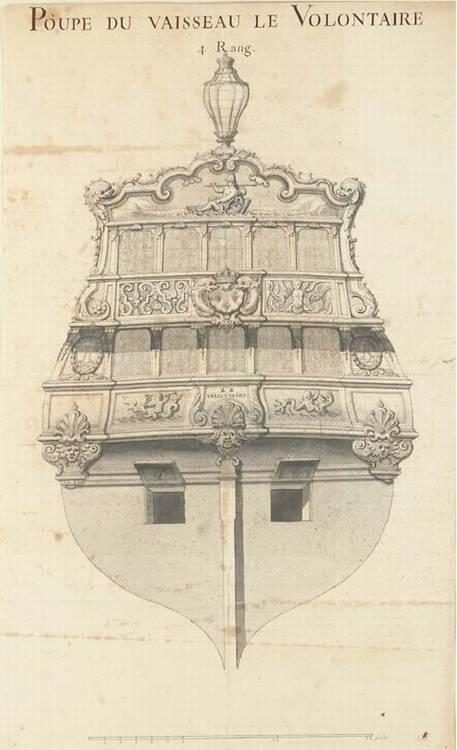Attribué à Jean I Berain (1640-1711)